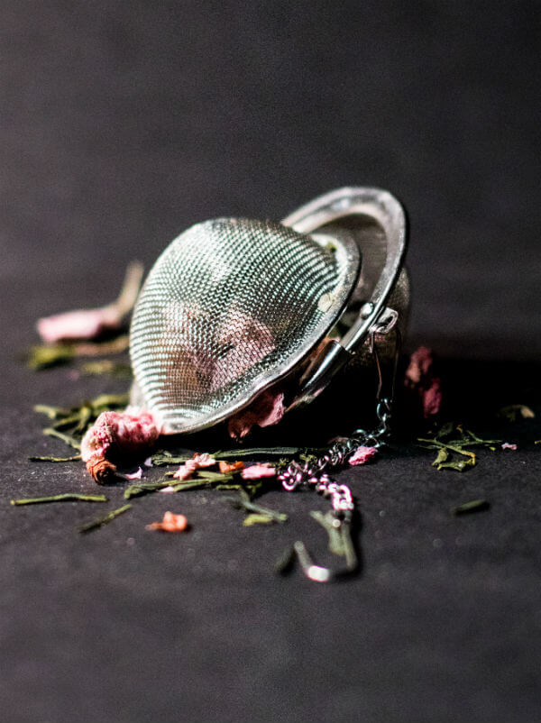 Loose leaf tea no plastic