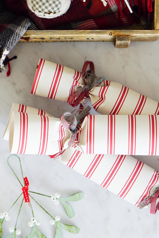 Image result for home made christmas cracker